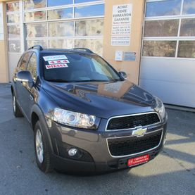 CHEVROLET Captiva 2.2 VCDi LT 4WD Automatic